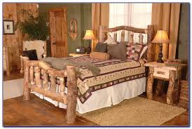 Cedar Log Bedroom Furniture by Rustic Cedar Log Bedroom Furniture Bedroom Home Design Ideas