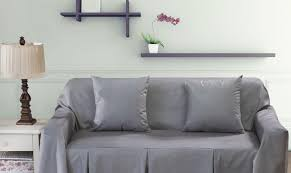 Sure Fit Dual Reclining Sofa Slipcover by Endearing Photo Mabur Sweet Commendable Pleasurable Sweet