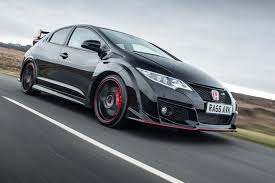 honda car black honda civic type r black edition 2017 run out model marks end of
