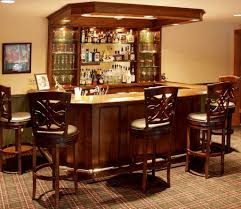 Cute Home Bar Designs For Small Spaces With Small Bar At Home