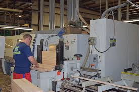 plant tours highlight best practices at wood component shops