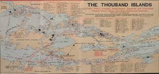 Lake Michigan Shipwrecks Map by Thousand Islands Wikipedia