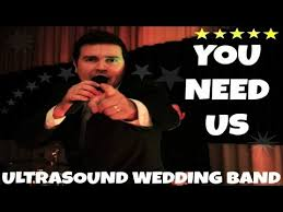 ultrasound wedding band wedding band live ultrasound wedding band ireland