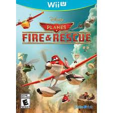 disney planes fire rescue wii walmart