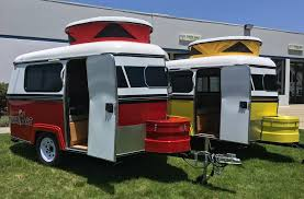 diy offroad camper this tiny meerkat trailer is a camping essential