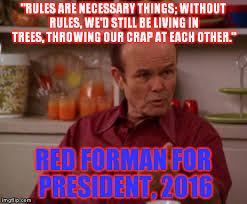 Red Forman Meme - red forman imgflip