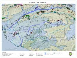 Ojai California Map Maps Cfrog Citizens For Responsible Oil And Gas