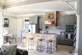 How To Transform Kitchen Cabinets Diy Wooden Vent Hood Shanty 2 Chic