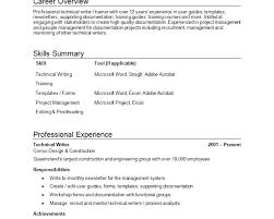 Sample Of Accounts Payable Resume by 100 Technical Writing Resume Examples Narrative Resume