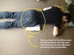 Comfortable Positions To Sleep In Got Back Pain When Sleeping Here U0027s How To Fix It In Pictures