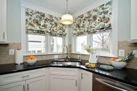 attractive 14 kitchen curtains modern on modern kitchen curtains