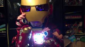 ironman halloween costume cool iron man halloween costume youtube