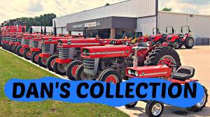 10 vintage massey ferguson tractors youtube
