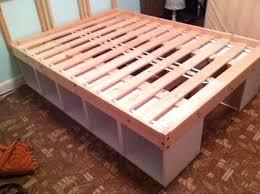 25 Best Storage Beds Ideas by Alluring Ikea Platform Bed With Storage With Best 25 Ikea Storage
