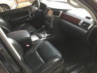 Lexus Lx Interior Pictures 2014 Lexus Lx 570 Interior Pictures Cargurus