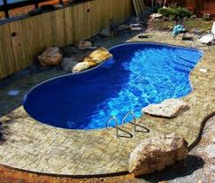 swimming pool designs for small yards best 25 small backyard pools