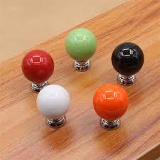 coloured glass door knobs online get cheap orange door knobs aliexpress com alibaba group