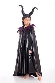 Halloween Costume Cape Maleficent Cape Halloween Costumes Kids Costumes Girls