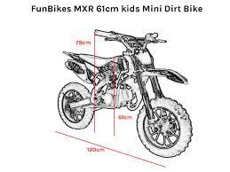 kids electric motocross bike funbikes mxr 61cm pink electric kids mini dirt bike model fbk
