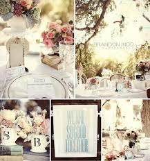 decoration mariage vintage robe de mariée et décoration vintage en 65 idées originales
