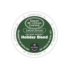 holiday blend k cups best holiday 2017