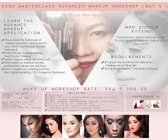 bridal makeup classes makeup class cebu rizza mae aganap professional makeup artist
