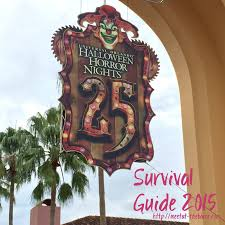 when is halloween horror nights 2015 halloween horror nights 2015 review and survival guide