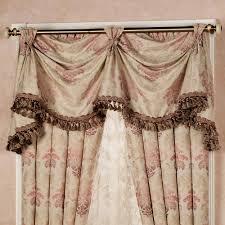 chandon damask patriot valance window treatment