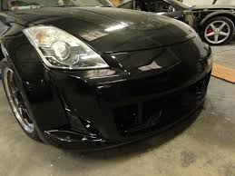 nissan 350z back bumper rt performancenissan 350z arch rolling and amuse bumper rt