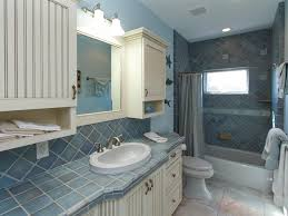 cottage full bathroom with vessel sink u0026 stone tile zillow digs