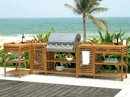 meuble cuisine d été wonderful meuble cuisine d ete 9 cuisine d ete avec evier homeezy