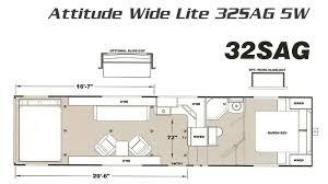 attitude toy hauler floor plans 2017 attitude toy haulers for sale