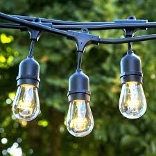 string lights with picture clips 15 inspirations of outdoor string lights home depot