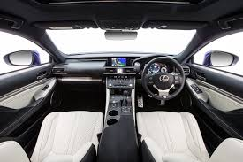 lexus rcf white interior 2015 lexus rc f review first drive caradvice