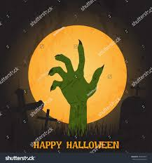 halloween background zombie hand stock vector 493833823 shutterstock