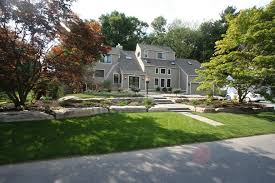 Boulder Landscaping Ideas West Chester Lawn And Garden For A Contemporary Landscape With A