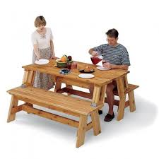 Woodworking Plans Kitchen Nook by 100 Best Picnic Table Plans Images On Pinterest Picnic Table