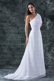one shoulder wedding dress one shoulder wedding dresses pictures ideas guide to