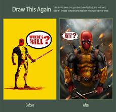 Kill Bill Meme - draw it again deadpool kill bill by andrewkwan on deviantart