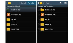 create folder on android how to move pictures from gallery to sd card in android galaxy s5