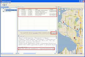 Google Maps Seattle by Using Kmlcsv Converter With Google Maps Choon Chern Lim