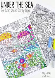 free printable sea life coloring pages 370 best under water images on pinterest coloring books