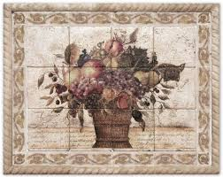 Kitchen Tile Murals Tile Art Backsplashes by 101 Best Mosaic Wall Murals Images On Pinterest Mosaic Wall