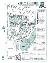 Folsom Field Map Arc Campus Map