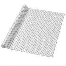silver glitter wrapping paper silver polka dot wrapping paper zazzle
