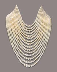 pearl necklace jewellery making images Natural and cultured pearls collecting guide christie 39 s jpg