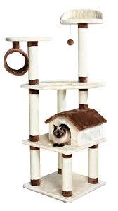 amazon com trixie pet products alicante cat tree dark gray