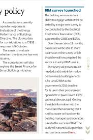 cibse news cibse journal september 2015