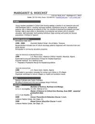 Resume Builder For No Work Experience Resume Writing With Little Work Experience