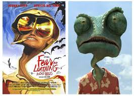 Rango Lars - cannot be unseen fear and loathing and rango